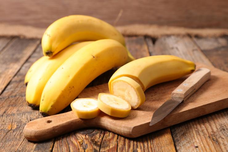 bananowy stos