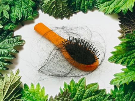 Jak powstrzymać wypadanie włosów pokrzywą?