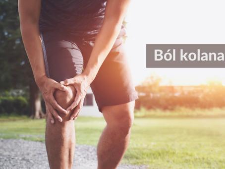 Boli mnie kolano - jak sobie pomóc z tym bólem?!