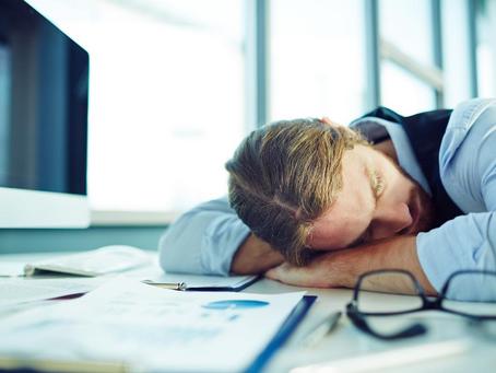 5 powodów wiecznego zmęczenia