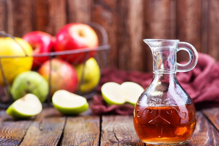 ocet jabłkowy zalety
