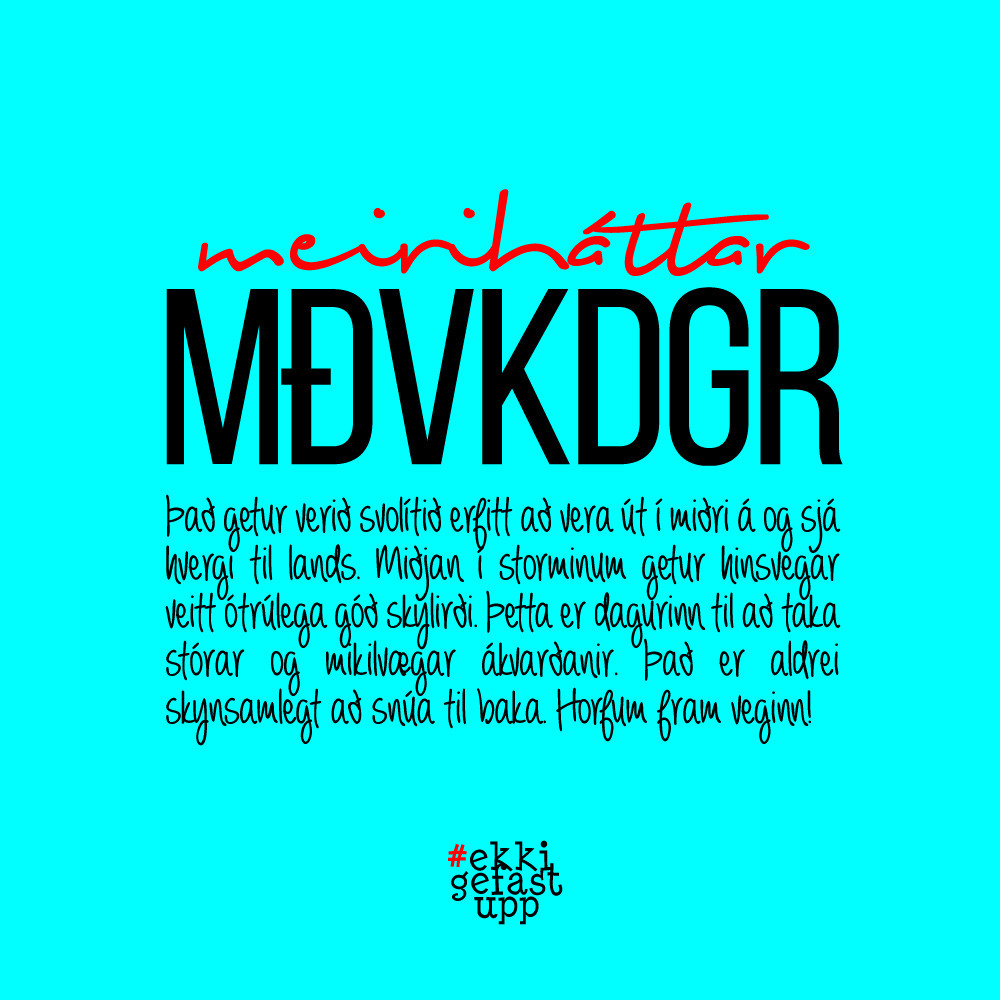 Meiriháttar miðvikudagur