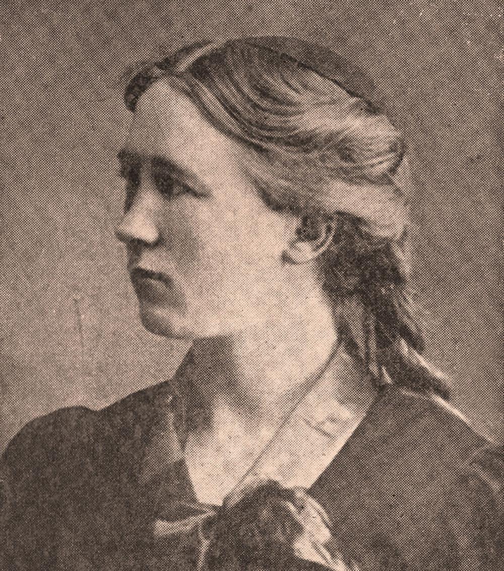 Guðfinna Þosteinsdóttir, langamma mín