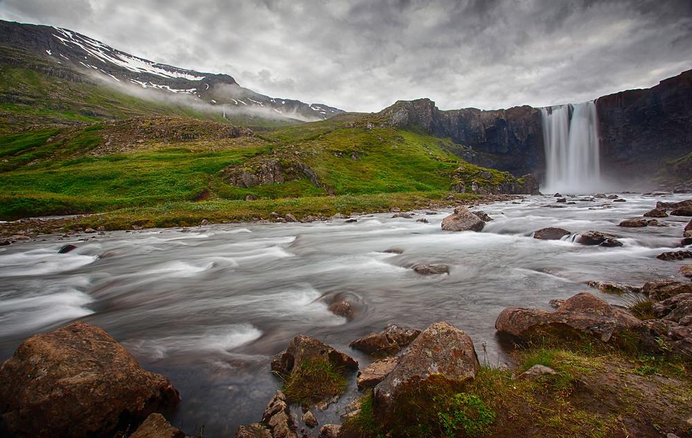 Ljósmynd: Gunnar Gunnarsson / Gufufoss