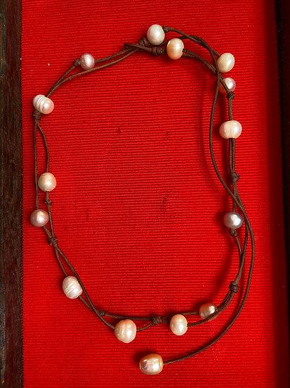 White Pearl Boa