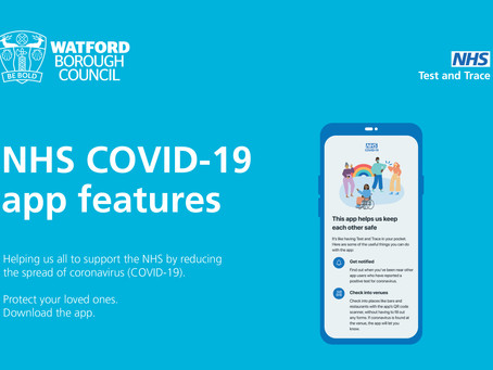 Businesses reminded they must download and display QR codes for new COVID-19 app