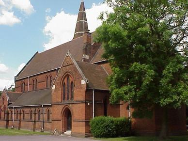 Church of St Matthew, Eastbury Road