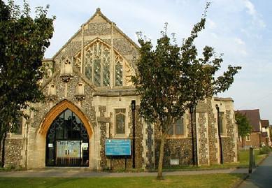 St Michael's Church, Durban Road