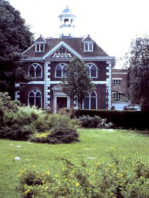 Elizabeth Fuller Free School, Church Street