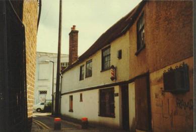 1a Carey Place