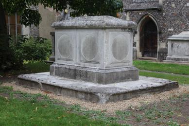 Dundas Tomb, St Mary's Churchyard