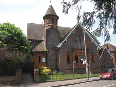 Baptist Tabernacle, Derby Road 2014