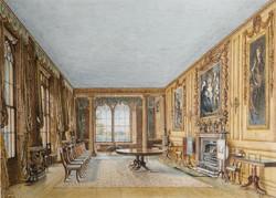 Winter Dining Room, 1831