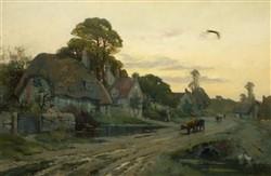 Breanski, Alfred Fontville de