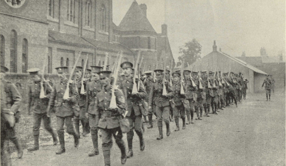 The Watford Company of the 1st Herts Reg