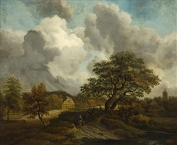 Ruisdael, Jacob van (follower of)