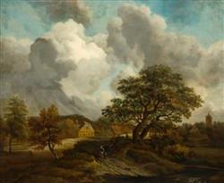 Ruisdael, Jacob van (follower of)