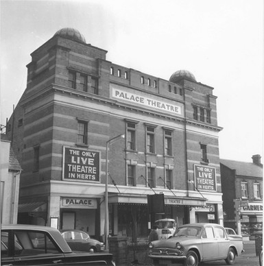 Watford Palace Theatre, Clarendon Road