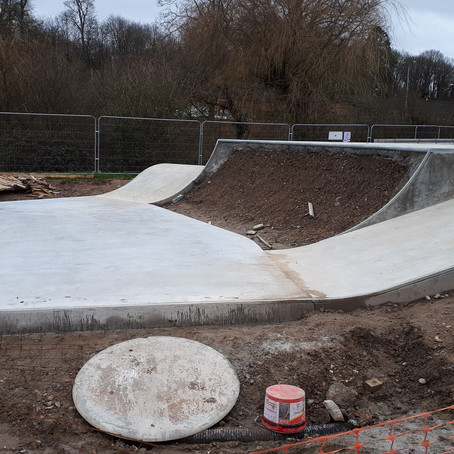 Winter 2019/20 update - Oxhey Activity Park