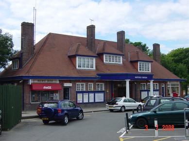 Watford Met Station
