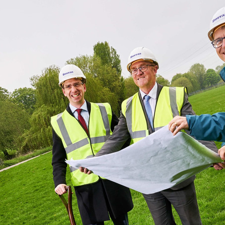Work gets underway on ambitious Oxhey Activity Park project