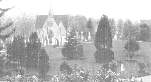 Early twentieth century postcard image o