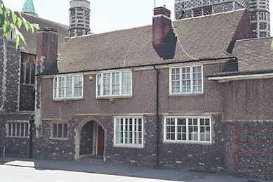 Holy Rood House, Exchange Road