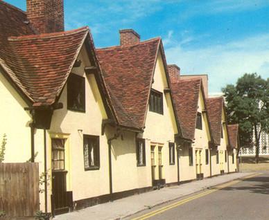 Bedford Almshouses