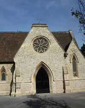 Vicarage Road Chapel after .JPG