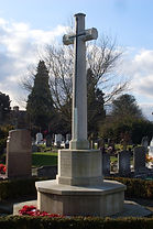 Vicarage Road Cemetary memorial2.JPG