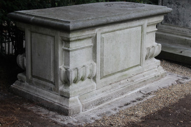 Morison Tomb, St Mary's Churchyard