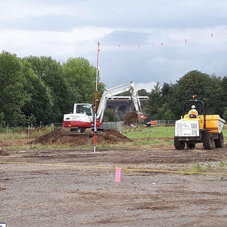 Summer 2019 update - Oxhey Activity Park