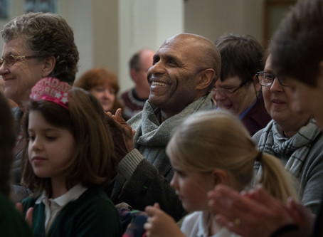 Watford's first dementia-friendly carol service