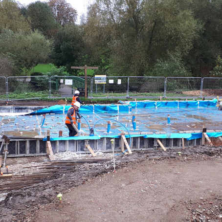 Autumn 2019 update - Oxhey Activity Park