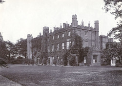 Cassiobury House 1922
