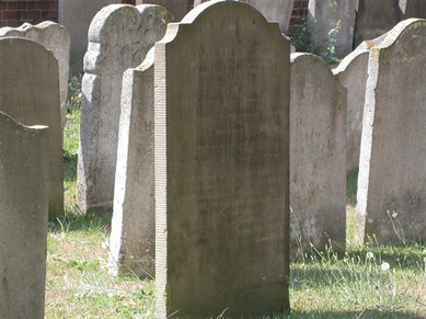 Headstone of George Edward Doney, Church Street