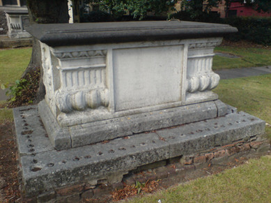 Deacon-Stacey Tomb, St Mary's Churchyard