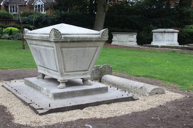 Dalton-Clest Tomb, St Mary's Churchyard