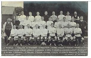 Sport - WFC - 1912 - 1913 - Watford FC -