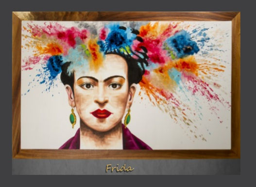 Cuadro Frida