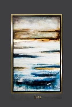 Cuadro pintado al Oleo, modelo Luz