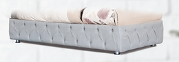 Base para cama Capitoneada