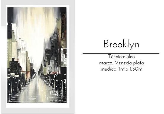 Cuadro Brooklyn