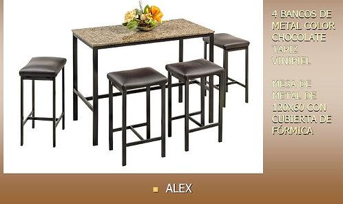 Mesa Desayunador Alex