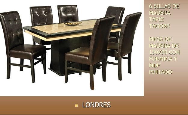 Comedor Londres