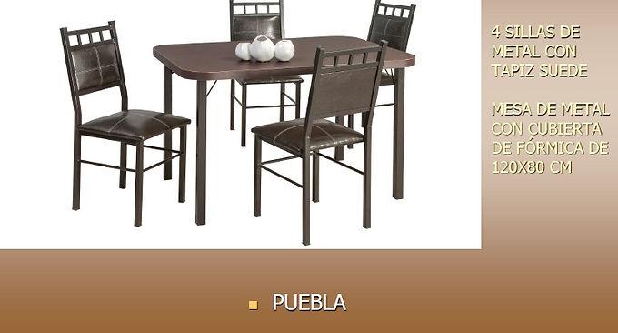 Comedor Puebla