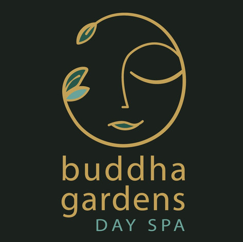 Logo concept design for spa & wellness centre