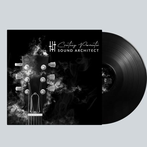 Album cover & social media posts