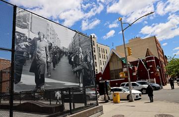 The Bronx March, 1969 - Hiram Maristany.