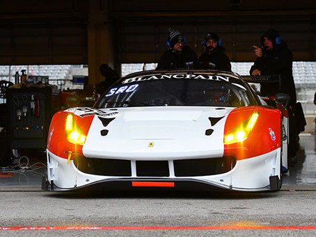 One11 Competition to field Ferrari GT3s in World Challenge America